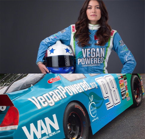 Vegan Powered Racing