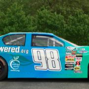 Vegan Powered Racecar